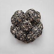 Украшения handmade. Livemaster - original item Coco Camellia in Chanel style. Handmade.