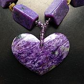 Украшения handmade. Livemaster - original item Necklace Heart Of Yakutia. Handmade.