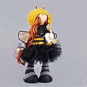 """Куклы и игрушки ручной работы. Ярмарка Мастеров - ручная работа """"ПЧЁ`ЛА, медовые истории"""". Handmade."""