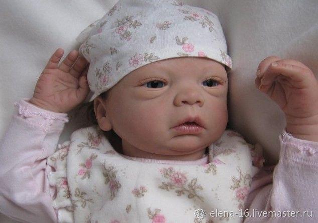 Видео урок по изготовлению кукол реборн, Куклы Reborn, Краснодар,  Фото №1