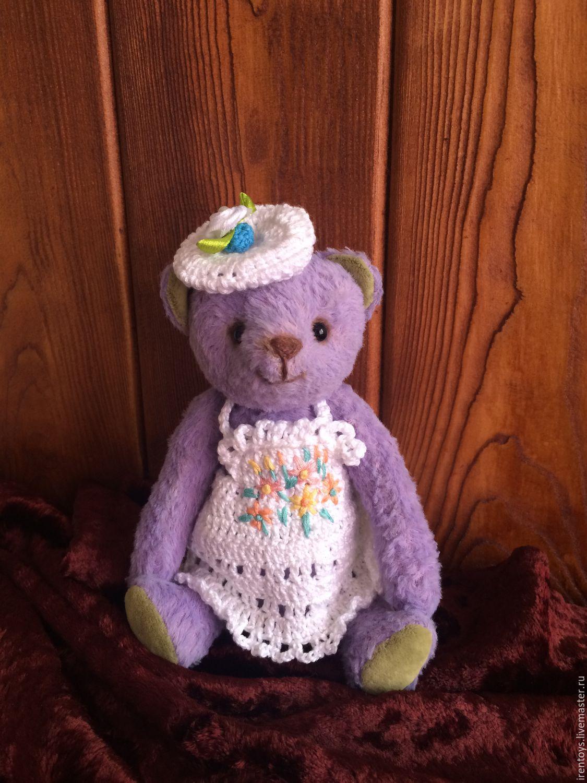 teddy bear iris, Teddy Bears, Stavropol,  Фото №1