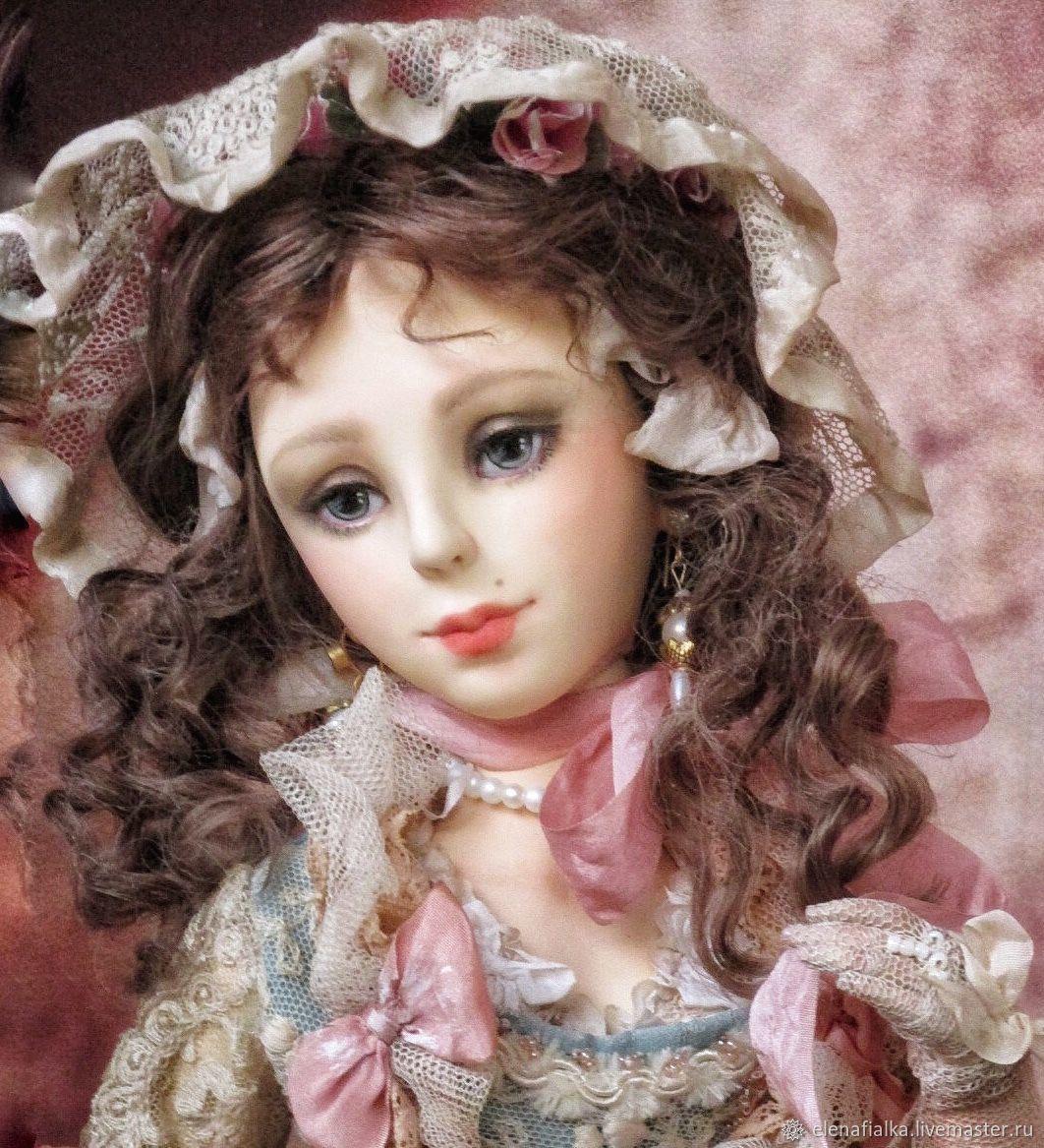 Авторская  кукла Дашенька, Куклы и пупсы, Харьков,  Фото №1