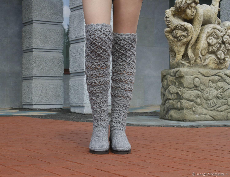 Demi-season boots ' Aurora', High Boots, Ryazan,  Фото №1
