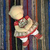 (резерв) Вальдорфская кукла