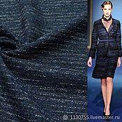 Ткани ручной работы. Ярмарка Мастеров - ручная работа Ткань  шанель      костюмно-пальтовая , 2 вида  Н392. Handmade.