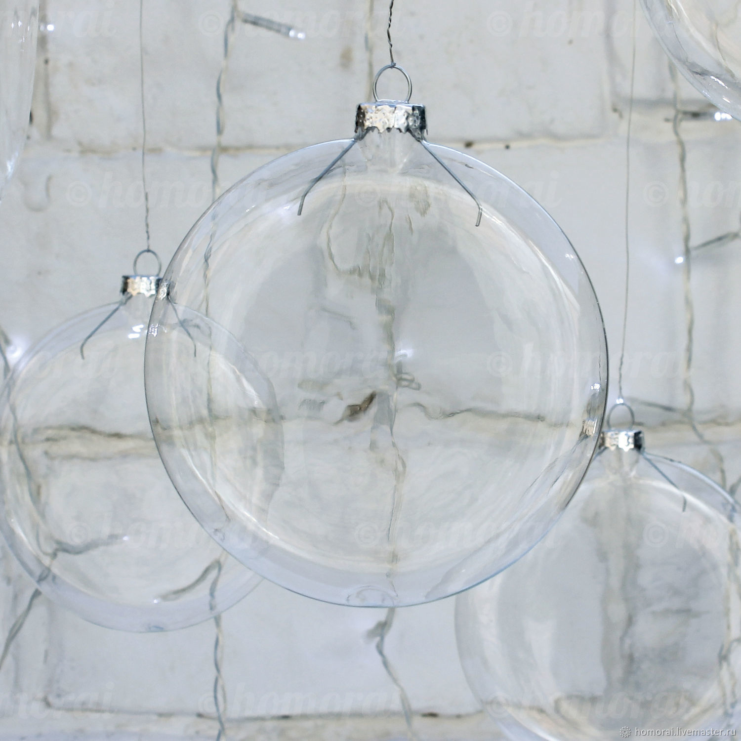 Medallion glass billet, Blanks for decoupage and painting, Moscow,  Фото №1