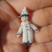 Куклы и игрушки ручной работы. Ярмарка Мастеров - ручная работа Пьеро. Handmade.