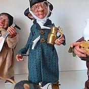 Куклы и игрушки ручной работы. Ярмарка Мастеров - ручная работа Эльф-коротышка.(бронь). Handmade.