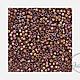 126  transparent luster rainbow rust     радужный розовый/светлый оливин
