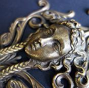 Винтаж ручной работы. Ярмарка Мастеров - ручная работа Набор из 5 настенных старых крючков. Handmade.