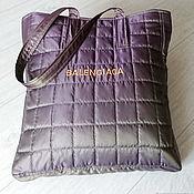 Сумки и аксессуары handmade. Livemaster - original item Bag from raincoat fabrics. Handmade.