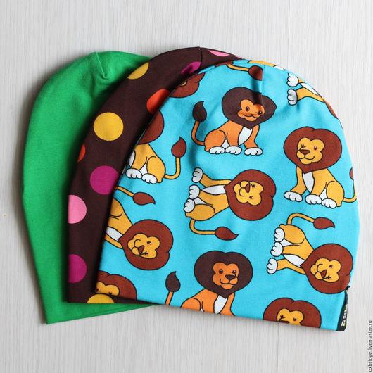 Шапка, шапка детская, шапочка детская, шапочка, шапка из трикотажа, трикотажная шапочка, шапка для девочки, шапка для мальчика, шапка на осень-весну, шапка купить