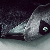 Одежда handmade. Livemaster - original item Jacket womens bomber jacket straight silhouette with zip. Handmade.