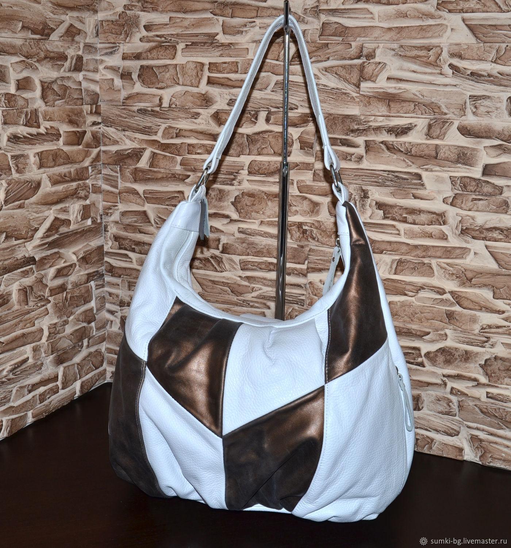 Model 508 Bag-genuine leather bag, Sacks, Bogorodsk,  Фото №1