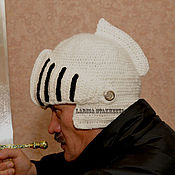 Работы для детей, ручной работы. Ярмарка Мастеров - ручная работа шапка гладиатора. Handmade.