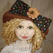 Куклы и игрушки handmade. Livemaster - original item Flower Girl Annie. Handmade.