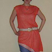 Одежда ручной работы. Ярмарка Мастеров - ручная работа Коралл. Handmade.