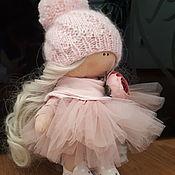 Тыквоголовка ручной работы. Ярмарка Мастеров - ручная работа Кукла текстильная, интерьерная. Ручная работа.. Handmade.