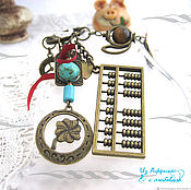 Аксессуары handmade. Livemaster - original item Gift accountant. the tax inspector reuleaux,mascot. Handmade.