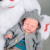Куклы Reborn ручной работы. Ярмарка Мастеров - ручная работа Кукла реборн продан. Handmade.
