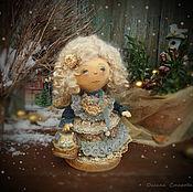 Куклы и игрушки ручной работы. Ярмарка Мастеров - ручная работа Мой ангел золотой.... Handmade.