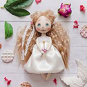 """Куклы и игрушки ручной работы. Ярмарка Мастеров - ручная работа Авторская кукла """"Невеста1"""". Handmade."""