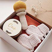 Работы для детей, handmade. Livemaster - original item A gift for discharge, a gift for the birth of a child. Handmade.