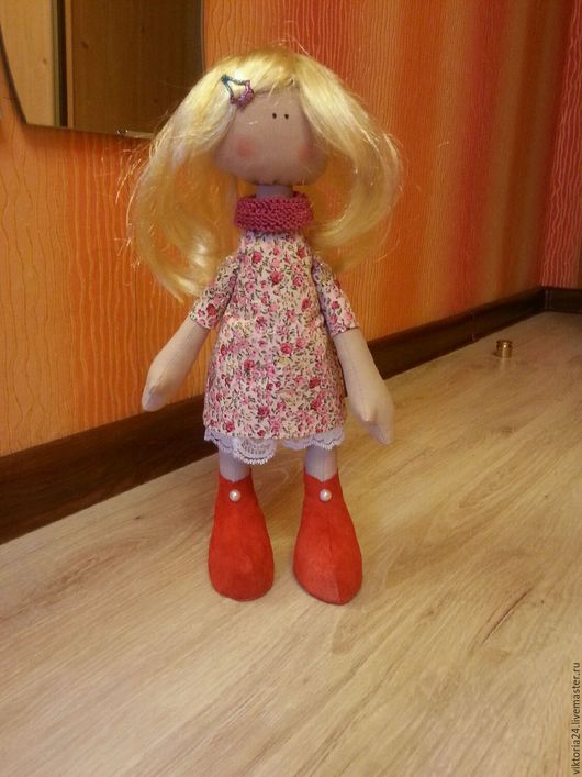 Интерьерная куколка Ненси