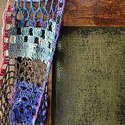 Одежда ручной работы. Ярмарка Мастеров - ручная работа жилет Под знаком Водолея. Handmade.