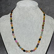handmade. Livemaster - original item natural tourmaline beads. Handmade.