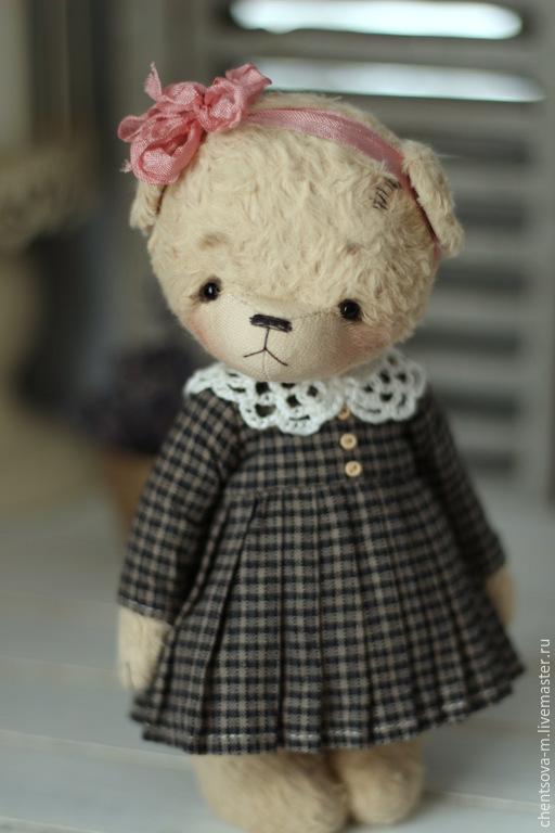 Мишки Тедди ручной работы. Ярмарка Мастеров - ручная работа. Купить Нина. Handmade. Мишка, мишка ручной работы