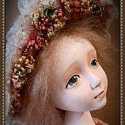 Куклы и игрушки ручной работы. Ярмарка Мастеров - ручная работа будуарная куколка. Handmade.