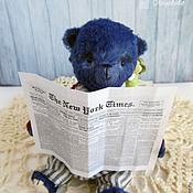 Куклы и игрушки ручной работы. Ярмарка Мастеров - ручная работа Мишка Филипп. Handmade.