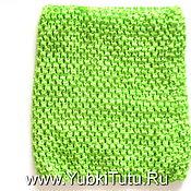 Материалы для творчества ручной работы. Ярмарка Мастеров - ручная работа Топы для юбки-туту: мятный, зеленое яблоко, зеленый. Handmade.