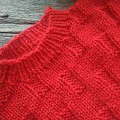 Одежда ручной работы. Ярмарка Мастеров - ручная работа Красный мак. Handmade.