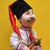 Куклы и игрушки ручной работы. Ярмарка Мастеров - ручная работа Портретная кукла. Текстильная кукла. Скульптурный текстиль.. Handmade.