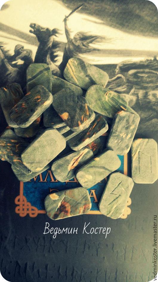 Гадания ручной работы. Ярмарка Мастеров - ручная работа. Купить Руны для мантики (гаданий, предсказаний). Handmade. Кап клена, мантика