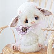 Куклы и игрушки ручной работы. Ярмарка Мастеров - ручная работа Овечка Лия. Handmade.
