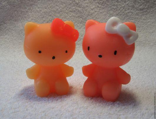 """Мыло ручной работы. Ярмарка Мастеров - ручная работа. Купить Мыло """"Кити"""". Handmade. Разноцветный, любимое мыло"""