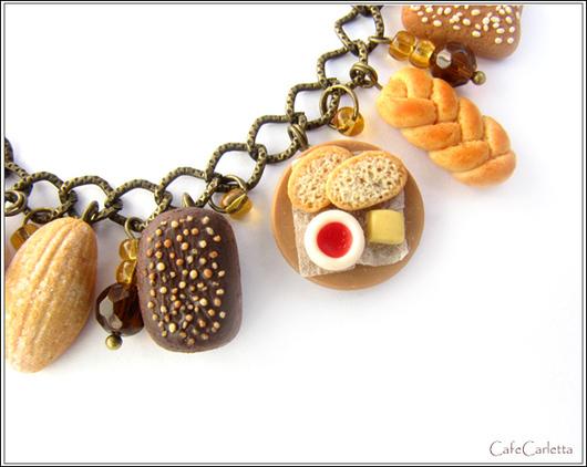 """Браслеты ручной работы. Ярмарка Мастеров - ручная работа. Купить Браслет """"Хлеб наш насущный"""". Handmade. Коричневый, миниатюра, подарок девушке"""