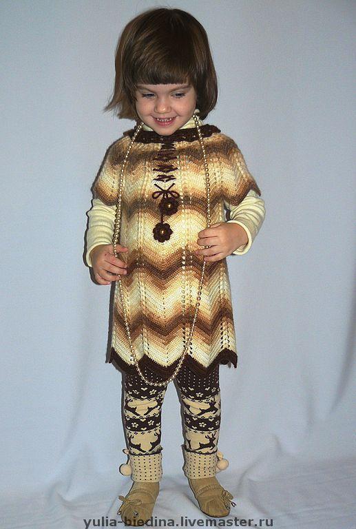 """Одежда для девочек, ручной работы. Ярмарка Мастеров - ручная работа. Купить Туника """"Как у мамы, только лучше!"""". Handmade. Одежда для девочек"""