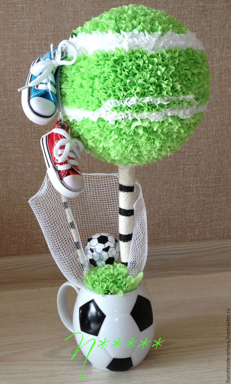 Подарок футболисту  подарки с футбольной тематикой