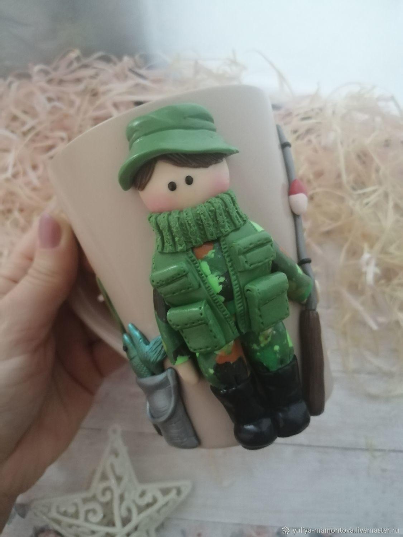 Куколка тильда, рыбак!, Именные сувениры, Железногорск,  Фото №1