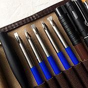 Канцелярские товары handmade. Livemaster - original item William Mitchell Witch Pens. Handmade.