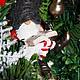Интерьерные композиции ручной работы. Ярмарка Мастеров - ручная работа. Купить В лесной глуши, в дали от суеты..... Handmade. Зеленый
