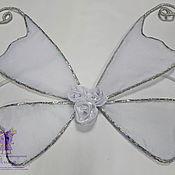 Одежда handmade. Livemaster - original item Fairy-godmother`s Wings. Accessories to suits. Handmade.