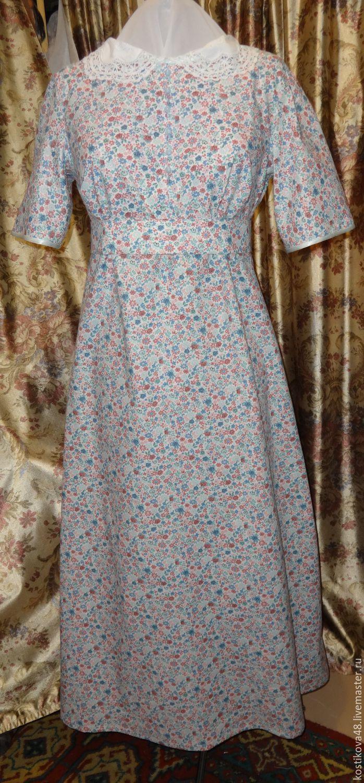 платье  -будем шить платья из ситца...заказ, Платья, Волгореченск, Фото №1