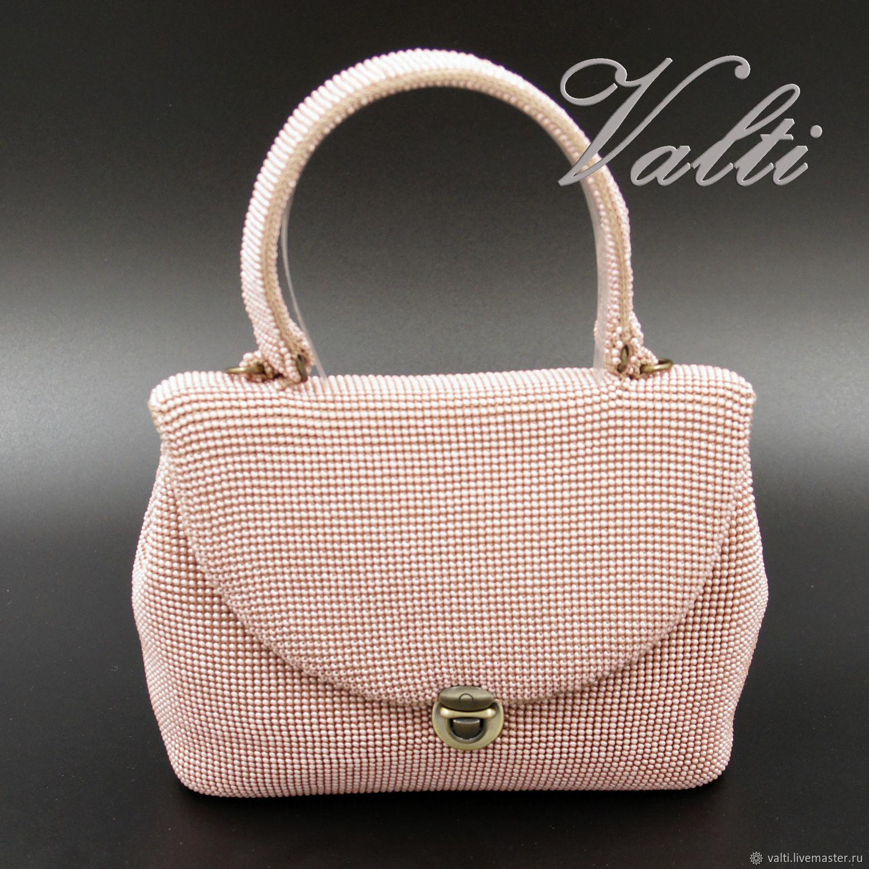 Handbag 'Coral', Classic Bag, Moscow,  Фото №1