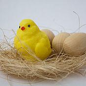 """Косметика ручной работы. Ярмарка Мастеров - ручная работа Мыло """"Цыплёнок"""". Handmade."""