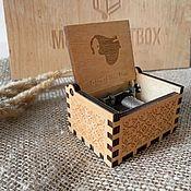 Музыкальные инструменты handmade. Livemaster - original item Music box Pocahontas